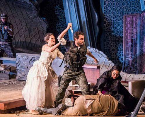Foto: Festival Glyndebourne