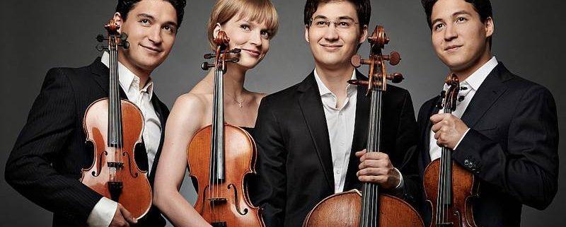 Schumann Quartett Foto: Kaupo Kikkas