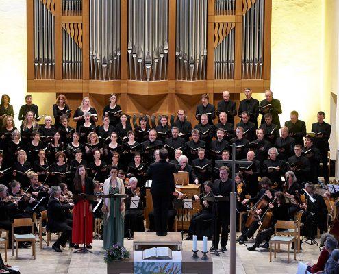 Arcis-Vocalisten Foto: Germar Heinicke