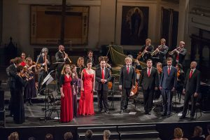 Salomon's Knot Baroque Collective Foto: Festival