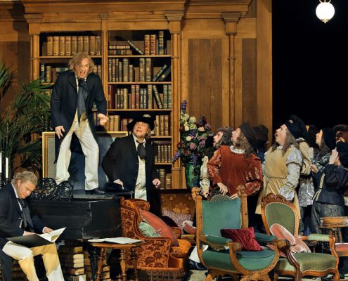 Foto: Bayreuther Festspiele/E. Nawrath