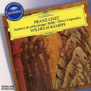 Wilhelm Kempff - Brahms Recital No. 2